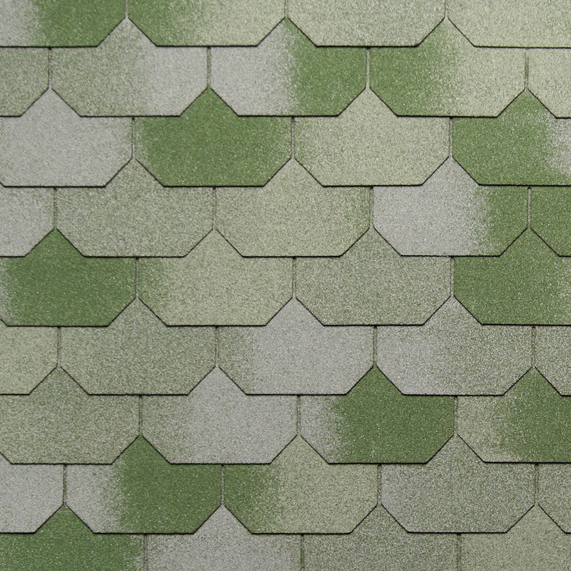 Tegola Liberty Stone Green