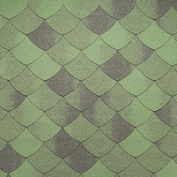 Tegola Versaille Green Emer